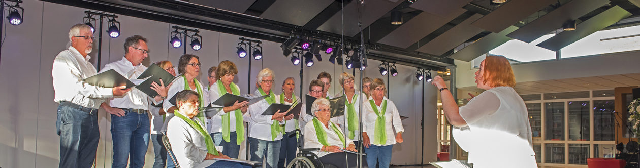 Zanggroep Evergreen Vught
